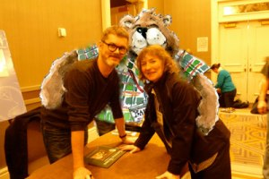 Mo Willems, Bailey and Sherry Meidell