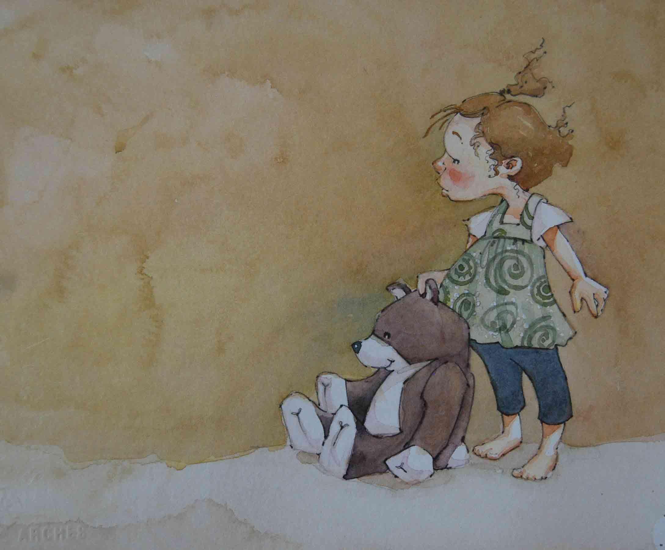 Children's Book Illustrations | SherryMeidell ...