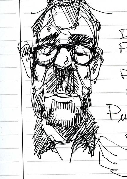 Brett Helquist, illustrator