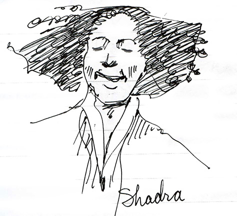 Shadra Strickland, illustrator