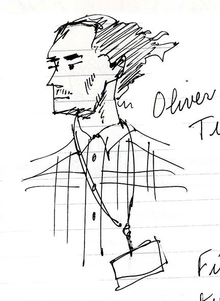 Oliver Jeffs, illustrator