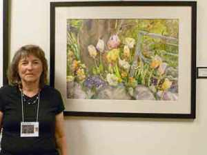 "Sherry Meidell's by ""Tulips at the Gate"""