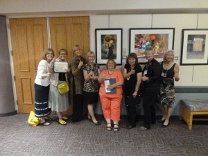 The Utah Watercolor Societies Attendees