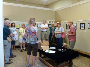 Utah Watercolor Society Small Works Show