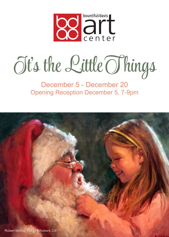 The Bountiful Davis Art Center Holiday Show