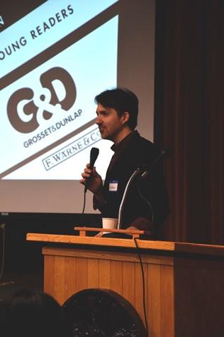 Giuseppe Castellano Art Director from Penguin Random House